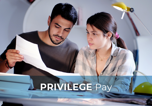Privilege Pay