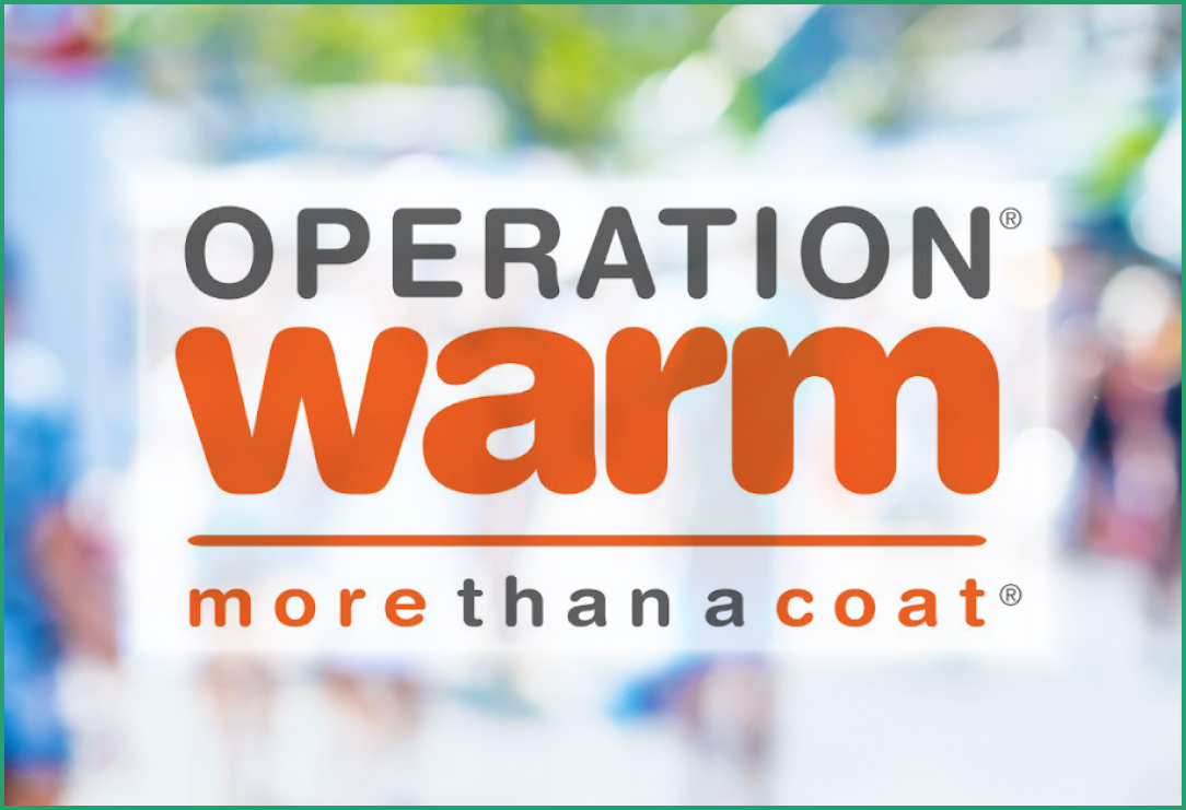 Operation Warm. More than a coat.